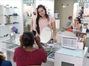 Comerciantes em Unaí estão otimistas para segundo semestre de vendas - Pesquisa apontou que mais da metade dos comerciantes Mineiros sentiu queda nas vendas.