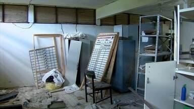 Parque de Exposições do Cordeiro registra casos de arrombamentos e furtos - Foram 43 casos registrados na área somente nos últimos dois meses.