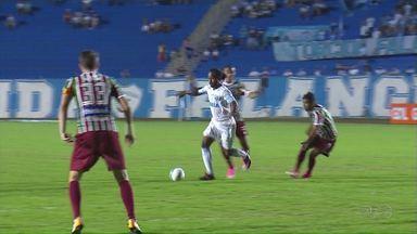 Lec vence o Fluminense e está na semifinal da primeira liga - O Londrina está na semifinal da Copa da Primeira Liga. O Tubarão venceu o Fluminense por 2 a 0 no estádio do Café nesta quarta-feira (30).