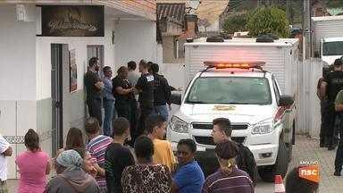 Dois agentes públicos são mortos em menos de dez dias em Joinville - Dois policiais são mortos em menos de dez dias em Joinville