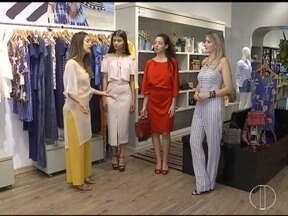 Banho de loja: Veja dicas sobre a moda das roupas monocromáticas - Segundo especialista, a roupa de uma só cor tem vários benefícios.