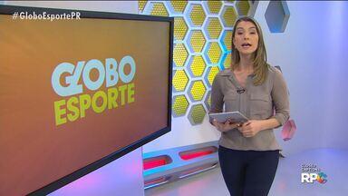 Veja a edição na íntegra do Globo Esporte Paraná de quinta-feira, 31/08/2017 - Veja a edição na íntegra do Globo Esporte Paraná de quinta-feira, 31/08/2017