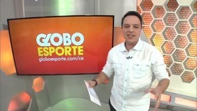Bloco 2 - Globo Esporte CE - 31/08/2017 - Bloco 2 - Globo Esporte CE - 31/08/2017