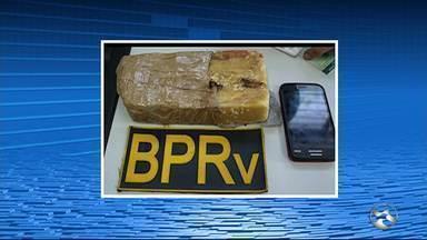 Homem é preso por tráfico de drogas em Caruaru - Com ele foram apreendidos mais de um quilo de pasta base de crack.