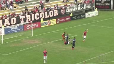 Macaé se prepara para o Campeonato Brasileiro com o 'Efeito Josué'; confira - Assista a seguir.