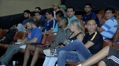 Congresso técnico define os jogos da Copa da Juventude - Congresso técnico define os jogos da Copa da Juventude