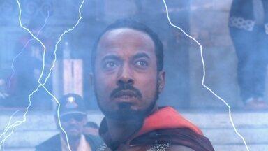 Hoje é dia de mito: a jornada do herói - Alexandre Henderson mostra como a história dos heróis da mitologia grega se parece com a história da sua vida