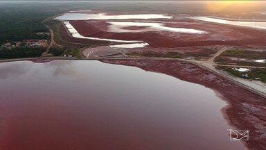 Maranhão sofre impactos depois que a Alumar encerrou atividades com alumínio - Depois de a Alumar encerrar as atividades com o alumínio, no Maranhão, em 2015, ficaram os impactos sócio-ambientais que afetam, principalmente, as comunidades do entorno da indústria.