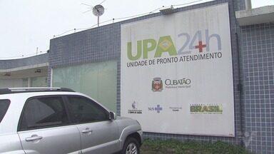 Onze unidades de saúde têm o atendimento suspenso em Cubatão - Contrato com empresa que gerenciava as unidades terminou.