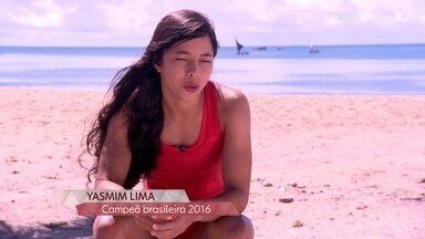 #YasmimNoIppon: conheça a atleta do Ceará - #YasmimNoIppon: conheça a atleta do Ceará