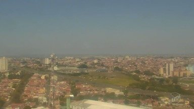 Máximas ficam em torno de 30ºC neste fim de semana na região de Campinas - Não existe previsão de chuva para a região.