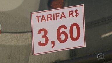 Começa a valer nova tarifa dos ônibus municipais do Rio - O novo preço foi determinado pela Justiça.