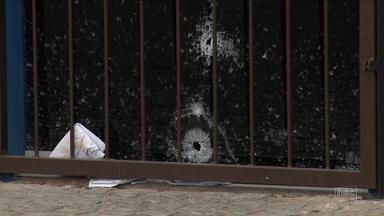 Norte do estado registra ataques durante o fim de semana - Norte do estado registra ataques durante o fim de semana