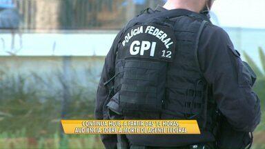 Testemunhas do caso Belarmino seguem sendo ouvidas em Cascavel - O agente foi morto em setembro de 2016 em Cascavel.
