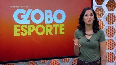 Globo Esporte RS - Bloco 3 - 04/09 - Assista ao vídeo.