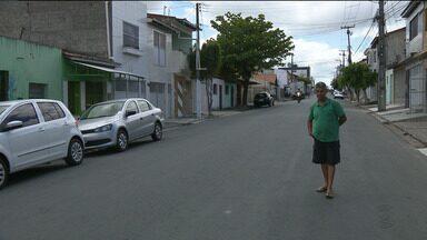 Calendário JPB cobra sinalização em rua asfaltada no bairro do Catolé - STTP pediu um prazo de 2 meses para resolver o problema.