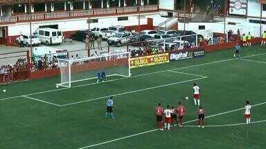 Tombense bate Botafogo-SP e termina rodada no G-4 da Série C - Gavião venceu de virada em Tombos com gols de Wellington Carvalho e Max