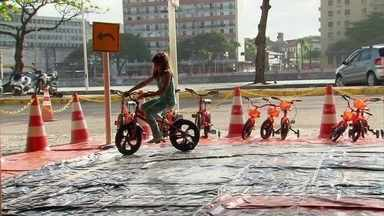 Encontro discute propostas para melhor circulação das bicicletas nas cidades - Evento tem ainda exibição de filmes e extensa programação