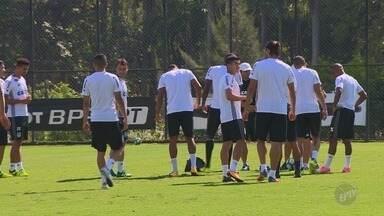 Com treino fechado, Ponte Preta se prepara para enfrentar o São Paulo contra rebaixamento - Partida acontece no sábado (9) a partir das 19h.