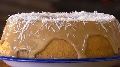 Confira uma receita nutritiva de bolo de mandioquinha - Confira uma receita nutritiva de bolo de mandioquinha