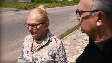 Alzheimer : o amor e a cumplicidade fazem a diferença - Conheça a história de Dona Gilda e Seu Evandil.