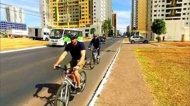 Globo Comunidade DF- Edição de 10/09/2017 - Globo Comunidade vai mostrar a rotina de ciclistas do DF. Acompanhe um passeio de bicicleta pelas ciclovias de Águas Claras. Cidade Estrutural é o local onde mais se utiliza bicicletas.