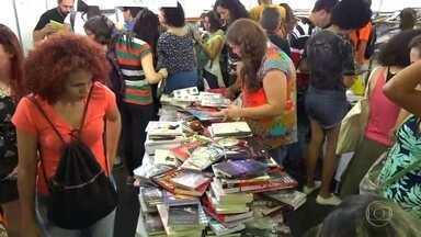 Bienal do Livro recebeu 680 mil visitantes - Expectativa era de 600 mil visitantes. Leitores jovens representam 33% do público.
