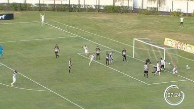 Braga vira para cima do Tupi e evita rebaixamento à Série D - Vitória por 3 a 2 manteve a equipe na Série C.