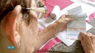 Cai o número de famílias cuiabanas endividadas - Cai o número de famílias cuiabanas endividadas.
