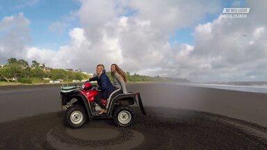 Nova Zelândia: Na Água E Nas Alturas