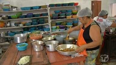 Festival da Galinha Caipira é realizado na comunidade Estrada Nova - O evento já é tradição no mês de setembro.