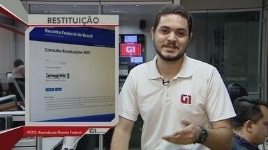 Confira os destaques do G1 Amapá desta segunda-feira (11) - O editor John Pacheco destaca a queda no preço da cesta básica no Amapá e que a Receita Federal vai pagar R$ 12 milhões no 4º lote de restituição do IR.