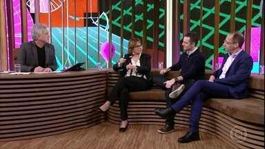 Bial questiona convidados sobre a importância do idealismo na ciência - Helena Nader e Herton Escobar falam sobre as conquistas dos cientistas e da tecnologia brasileira