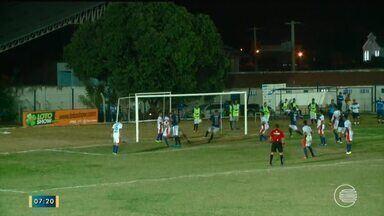 Flamengo-PI e Parnahyba jogam hoje em Teresina e fecham 1ª fase da Copa Piauí - Flamengo-PI e Parnahyba jogam hoje em Teresina e fecham 1ª fase da Copa Piauí