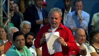 Lula vai depor a Moro em ação sobre vantagem indevida da Odebrecht - Além de Lula, o juiz vai ouvir Branislav Kontic, que foi assessor do ex-ministro Antonio Palocci.