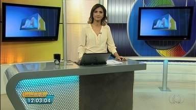 Confira os destaques do JA 1ª Edição desta quarta-feira (13) - TV Anhanguera mostra série especial sobre o césio-137.