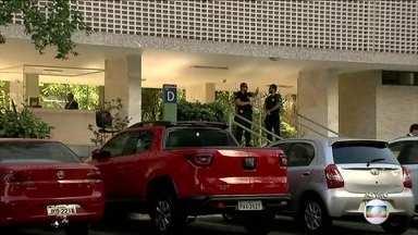 Ministro da Agricultura, Blairo Maggi, é alvo de operação da PF - Operação busca documentos que provem informações reveladas em delação de Silval Barbosa, ex-governador de Mato Grosso.