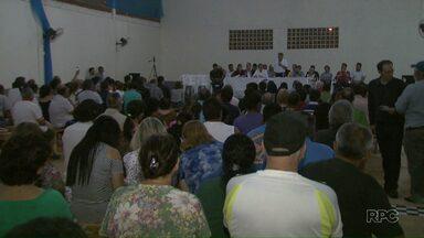 Moradores da Vila C participam de audiência pública com representantes da prefeitura - A próxima audiência será no dia 27 de setembro no Porto Meira.