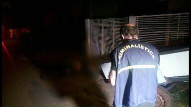 Homem é assassinado no bairro Cidade Nova - Um outro homem conseguiu escapar sem ferimentos