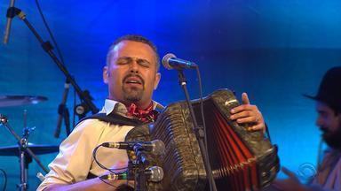 'Galpão Crioulo' direto de Canoas recebe o gaiteiro Jacson Moraes (bloco 2) - Assista ao vídeo.