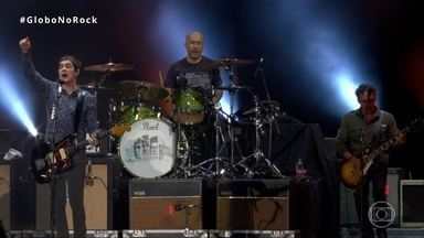 Skank abre show no Rock in Rio 2017 com a música 'Do Mesmo Jeito' - Skank abre show no Rock in Rio 2017 com a música 'Do Mesmo Jeito'