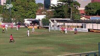 Veja os gols sobre a vitória do River-PI sobre o Flamengo-PI na Copa Piauí - Veja os gols sobre a vitória do River-PI sobre o Flamengo-PI na Copa Piauí