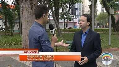 São José recebe inscrições para 2,5 mil vagas em cursos gratuitos do Pronatec - Atividades têm previsão de início em outubro.