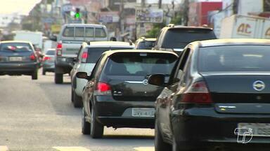 Trânsito seguro, tolerante e consciente é o foco da semana alusiva a este tema em Santarém - Programações iniciaram nesta segunda-feira (19) no município.