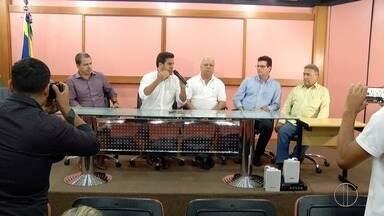 Prefeitura de Campos, RJ, convoca uma coletiva para falar dos problemas na saúde - Assista a seguir.