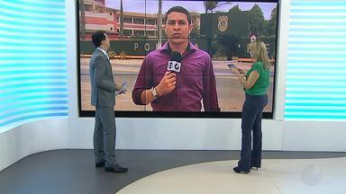 Operação da PF investiga esquema de contratações de empresas de fachada no interior - Os crimes teriam sido cometidos em Aracatu e Palmas de Monte Alto, no sudoeste do estado.