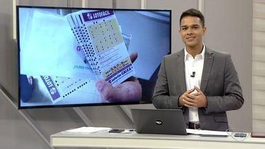 Aposta feita no ES fatura mais de R$ 400 mil na Lotofácil - Uma pessoa de Afonso Cláudio, na Região Serrana do estado, acertou os 15 números sorteados no concurso. Outras três pessoas tiveram a mesma quantidade de acertos.