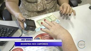 Cartórios fazem cadastro biométrico em seis cidades - Cadastro é obrigatório.