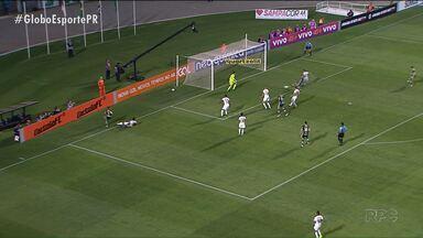 Derrota confirma Coritiba na zona de rebaixamento - Coxa perde para o Palmeiras em São Paulo, fica em antepenúltimo lugar no Campeonato Brasileiro e entra em nova crise