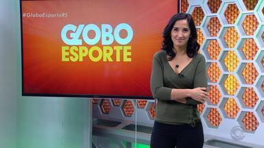 Globo Esporte RS - Bloco 2 - 19/09/2017 - Assista ao vídeo.